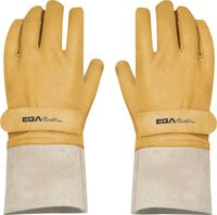 LEATHER OVERGLOVES