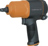 IMPACT WRENCH WITH TORQUE CONTROL