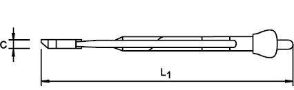 "WIRE TWIST PLIER 6"" 160 MM"