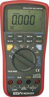 Multimètre avec mesure d'isolation